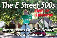 E Street 500 Block History